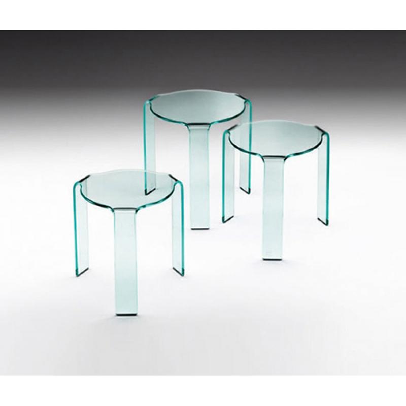 Tavoli e ripiani in cristallo europan glass for Tavolini prezzi